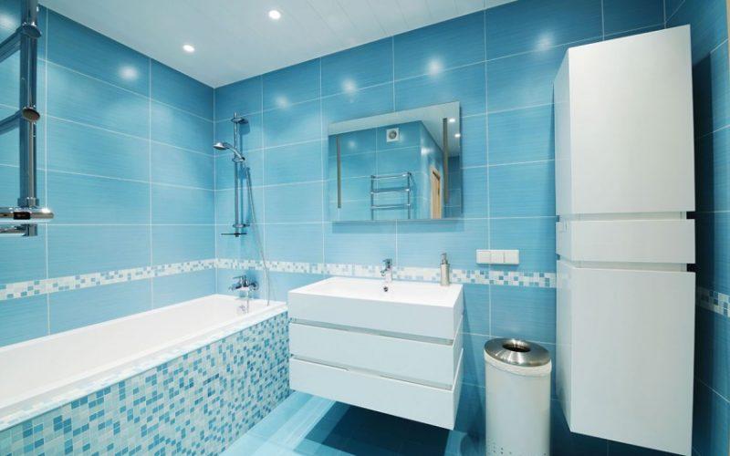 Гипсокартон в ванной — особенности применения, варианты отделки и советы по подбору материалов и инструментов для установки гипсокартона (110 фото)