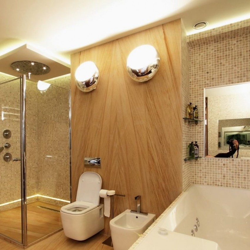 Панели для ванной: популярные варианты оформления и примеры современной отделки ванной комнаты (110 фото)