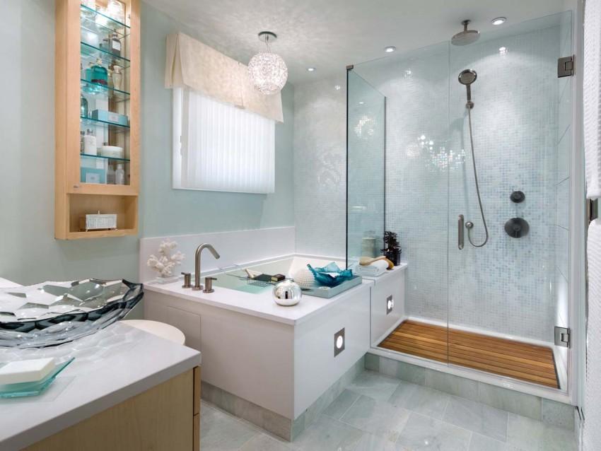 Белая ванная комната - 145 фото лучших идей дизайна, обзор особенностей украшения и оформления