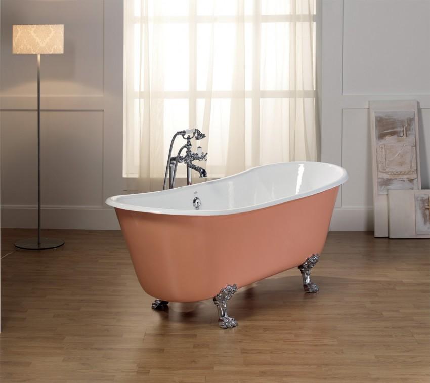Чугунные ванны: преимущества, недостатки, советы и рекомендации по выбору от профессионалов (100 фото)