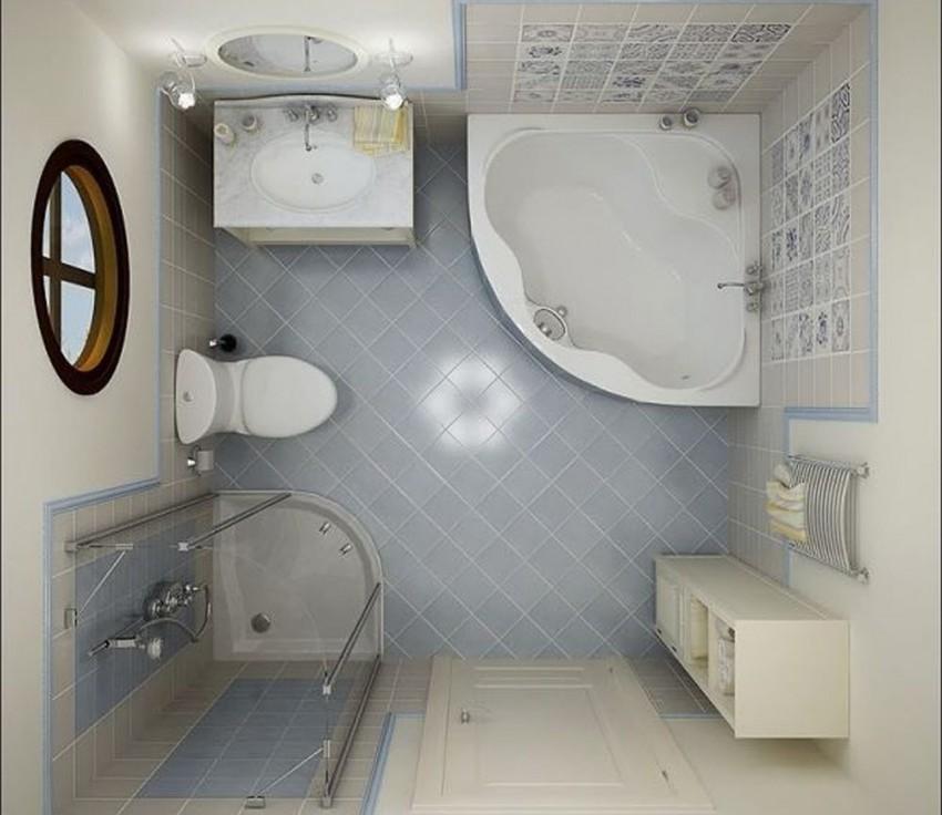 Дизайн ванной комнаты с туалетом - 120 фото красивых идей совмещения и обзор интерьерных решений оформления