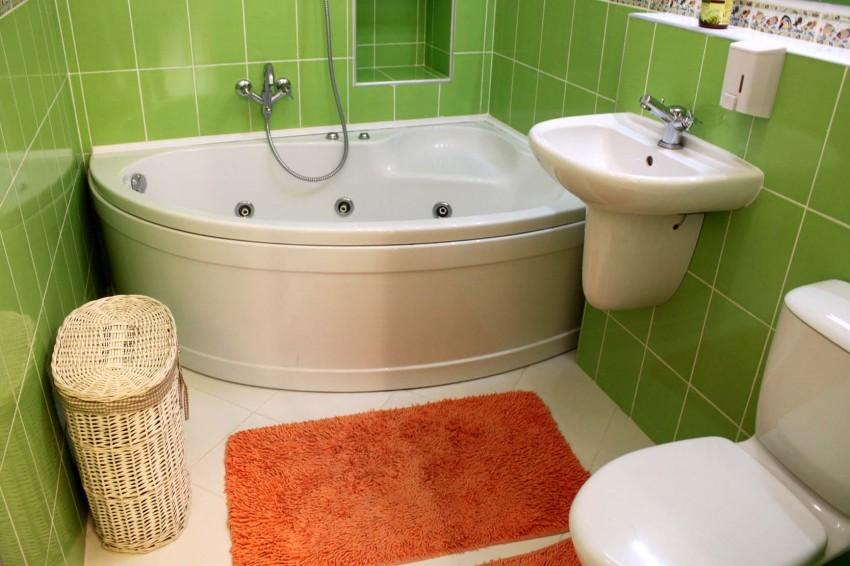 Дизайн ванны 2 кв. м. - особенности планировки, создание уникального стиля и оформление дизайна (100 фото)