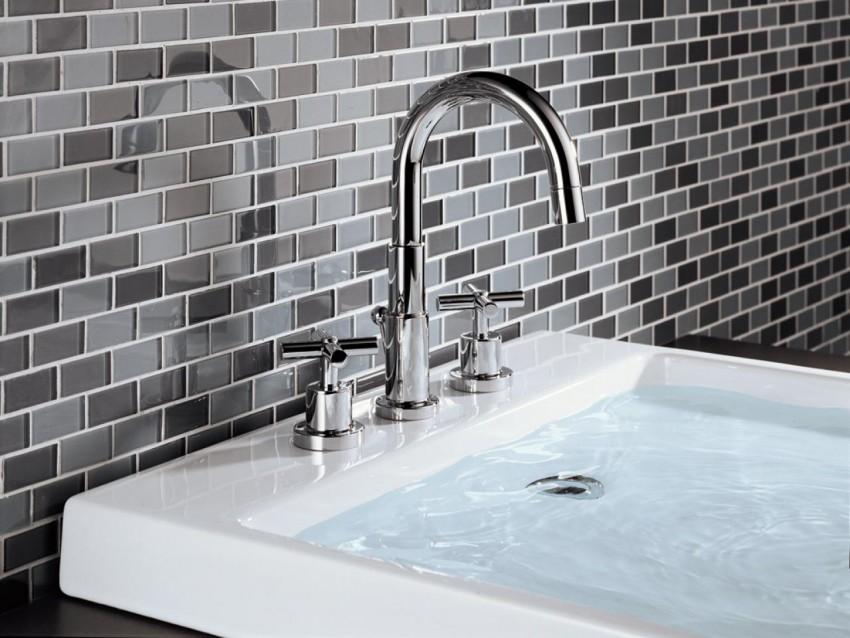 Длинные смесители для ванной - советы как правильно подобрать качественные смесители (100 фото)