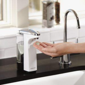 Дозатор для мыла — оригинальные идеи дизайна, особенности размещения и советы по подбору стильного аксессуара (90 фото)