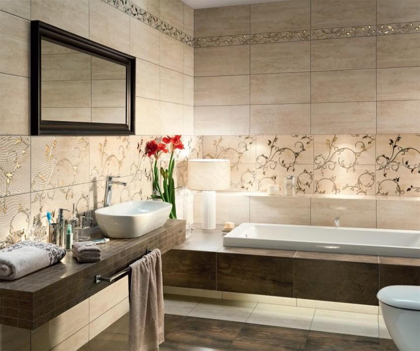 Экран для ванной - правила выбора, особенности установки и рекомендации по подбору материала (110 фото)