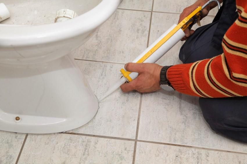 Герметик для ванной - советы по выбору, технология нанесения и лучшие идеи применения герметика (120 фото)