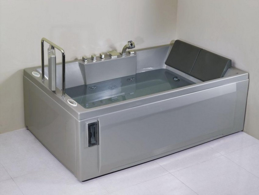 Гидромассажная ванна: основные критерии выбора, стоимость, советы по установке и расположению (115 фото)