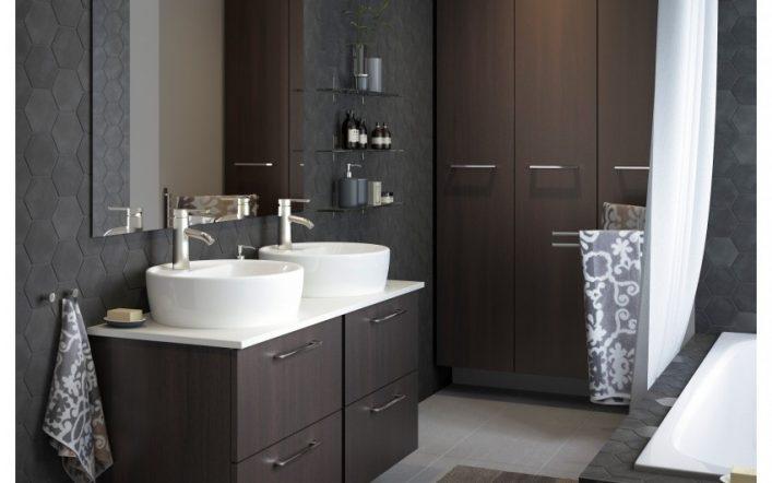 ИКЕА ванная — стильные варианты оформления ванной от ИКЕА. 150 фото идей применения интерьера из последних каталогов
