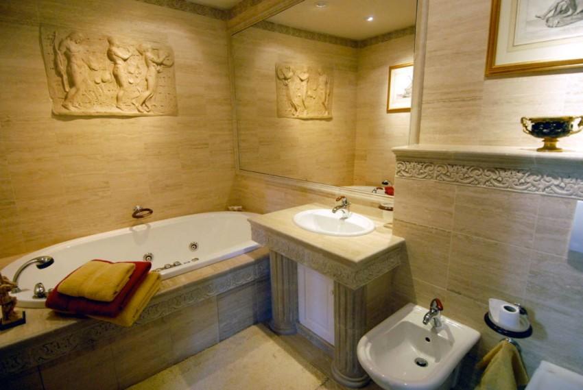 Идеи дизайна ванной - лучшие варианты оформления 2018/2019 года для маленьких и больших ванных комнат