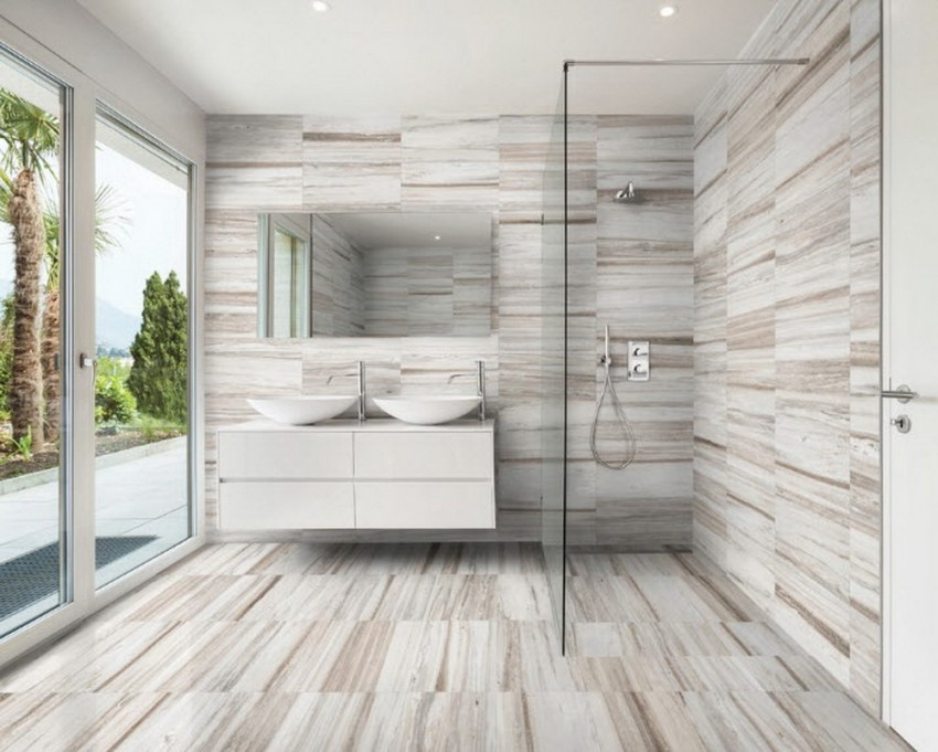 Интерьер ванной комнаты - 105 фото красивых идей дизайна и создание идеального оформления