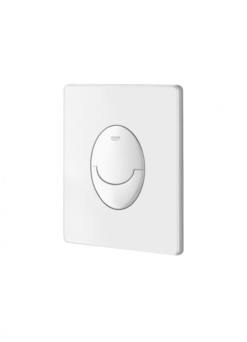 Клавиша смыва - современная система управления смывом, варианты монтажа и советы по размещению кнопок