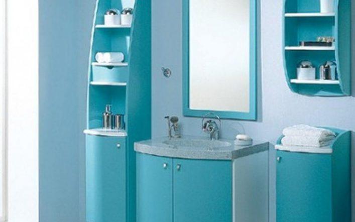 Комплект мебели для ванной — рекомендации по выбору, обязательные элементы и особенности сочетания с дизайном интерьера (100 фото и видео)