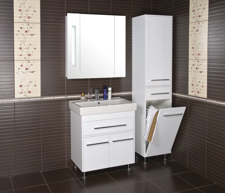 Контейнер для ванной - особенности выбора системы хранения и советы как и где разместить органайзер