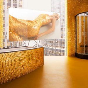 Коричневая ванная — как правильно выбрать сочетания и советы по идеальному оформлению (105 фото и видео)