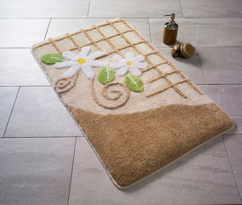Коврик для ванной: обзор основных характеристик, советы по выбору и рекомендации по уходу