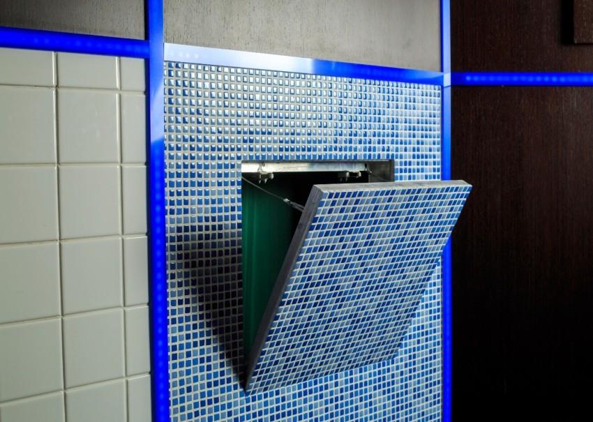 Люк для ванной - основные виды, подбор размеров, стоимость и советы по установке ревизионных лючков