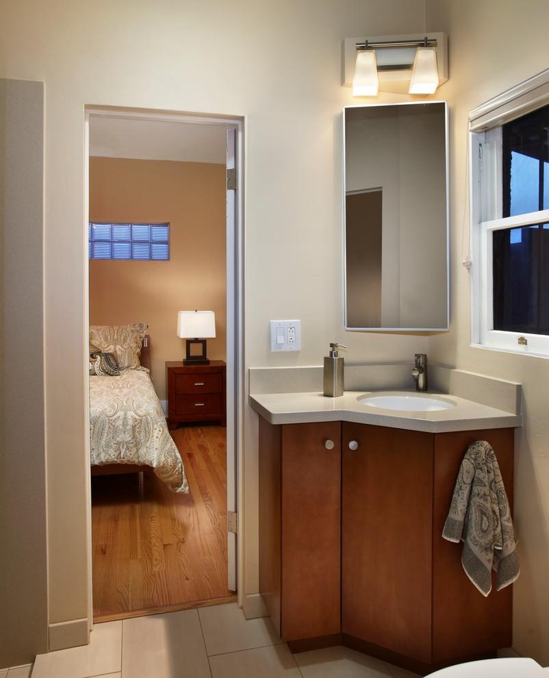 Маленькая раковина - основные правила выбора компактных моделей и рекомендации по их применению в дизайне интерьера ванной комнаты (110 фото)