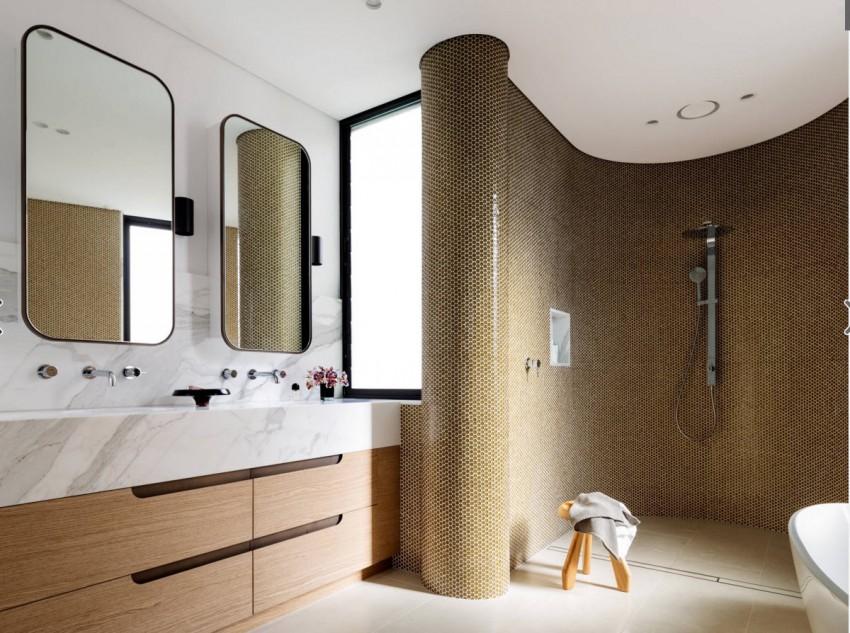 Модная плитка для ванной: лучшие идеи отделки и советы по выбору материала. Обзор удачных решений и самых интересных сочетаний