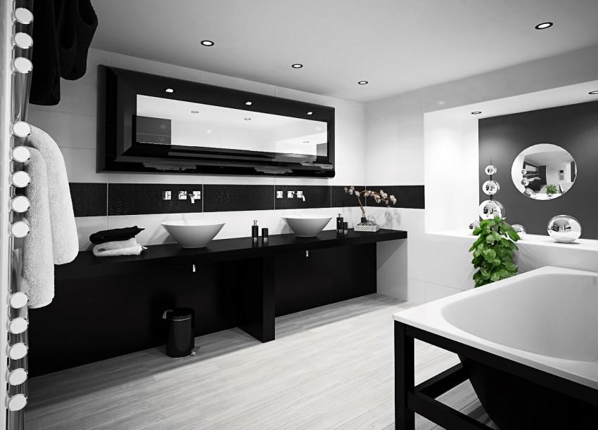 Мойдодыр для ванной - особенности покупки, подбор размеров и советы по выбору места установки (95 фото)