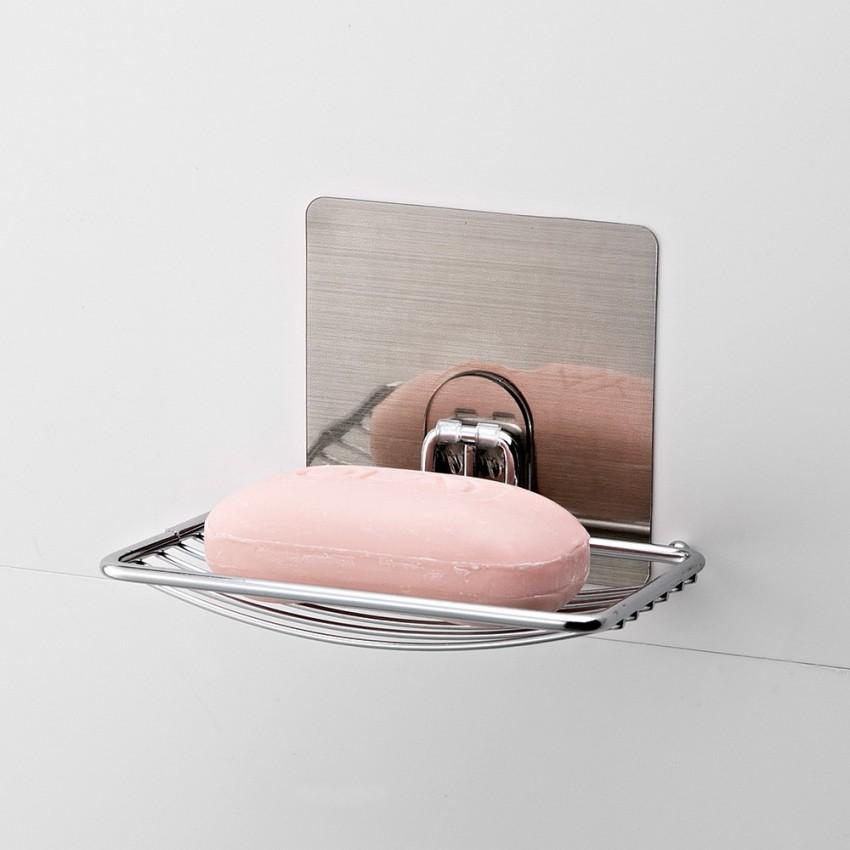 Мыльницы для ванной - подбор, монтаж и установка в современном интерьере. Сложности выбора и особенности применения в дизайне интерьера ванной