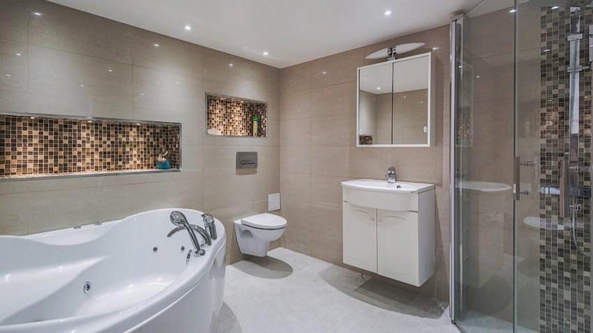 Оформление ванной: этапы создания дизайна, лучшие идеи, советы и рекомендации по оформлению от профессионалов