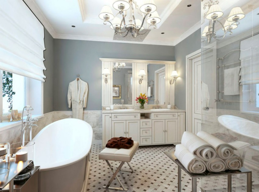 Освещение в ванной - правила организации света и размещения элементов освещения. 125 фото и видео лучших идей дизайна