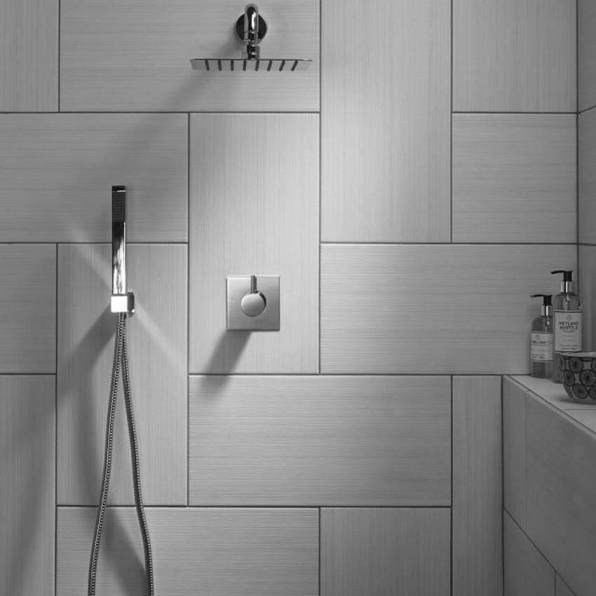 Отделка ванной плиткой - 155 фото лучших вариантов дизайна. Советы по оформлению и выбору аксессуаров