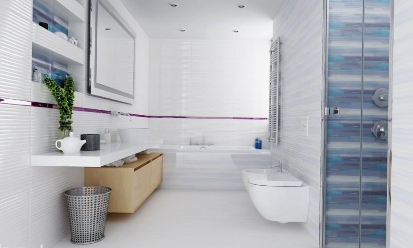 Пол в ванной своими руками: варианты покрытия и описание устройства теплого пола в ванной. Подготовка основания и советы по укладке (110 фото)