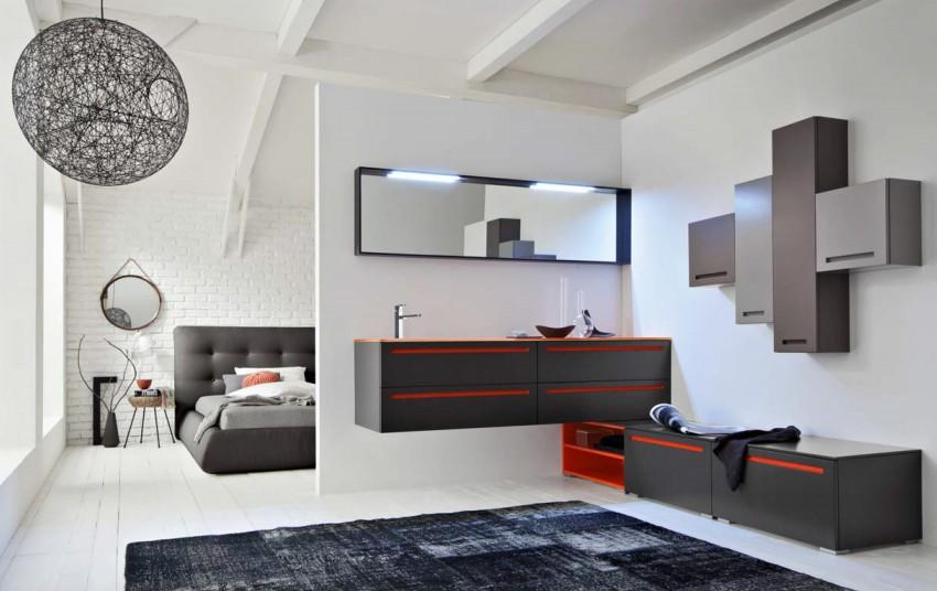 Производители мебели для ванных комнат - обзор ведущих производителей, рейтинг моделей и советы по выбору комплекта мебели