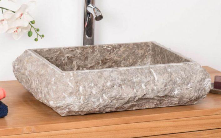 Раковина из камня — современный дизайн и варианты изготовления из искусственного и натурального камня (90 фото)