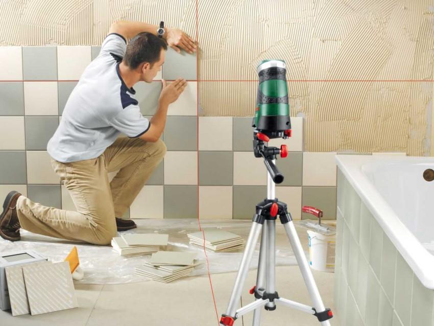 Раскладка плитки в ванной: основные способы оформления, подбор дизайна, схемы и методы размещения плитки (80 фото)