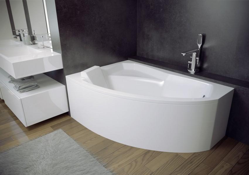 Ванны для ванной комнаты разновидности характеристики и фото