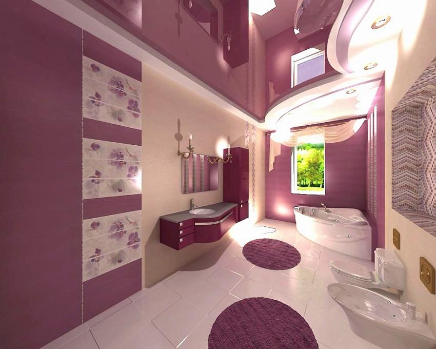 Ремонт пола в ванной - 105 фото идей обустройства, дизайна и оформления пола в современном стиле