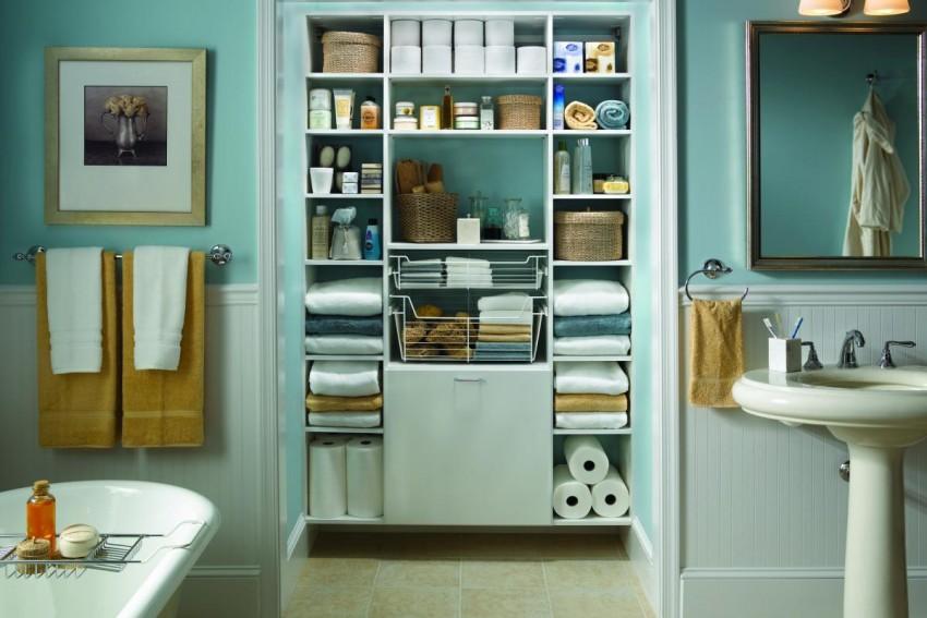 Шкаф в ванную - критерии выбора, советы по установке, преимущества и особенности применения современных моделей