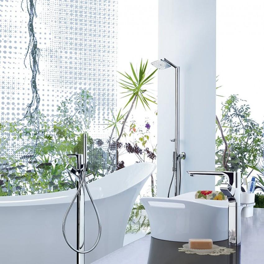 Смеситель для ванной - советы по выбору и лучшие идеи как правильно подобрать лучшую модель (100 фото)