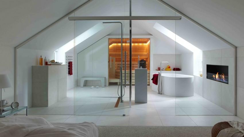 Светлая ванная: обзор лучших идей и советы по выбору красивого и стильного оформления (90 фото)