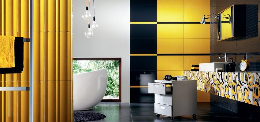 Цвет плитки в ванной - как правильно выбрать цвет, узор и размер плитки для стен и пола (видео + 110 фото)