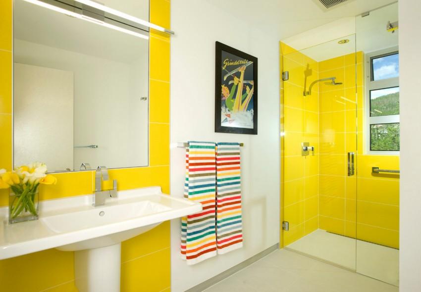 Цвет ванной - обзор современных идей и оптимальные сочетания с дизайном интерьера (115 фото)