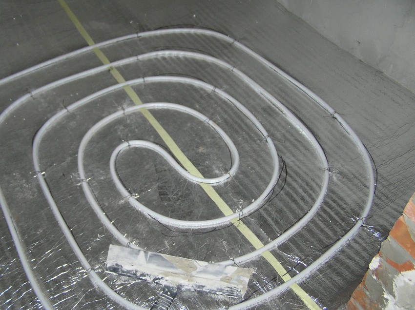 Теплый пол в ванной - пошаговая инструкция как установить теплый пол. Современный системы обогрева и советы по их подключению (130 фото и видео)