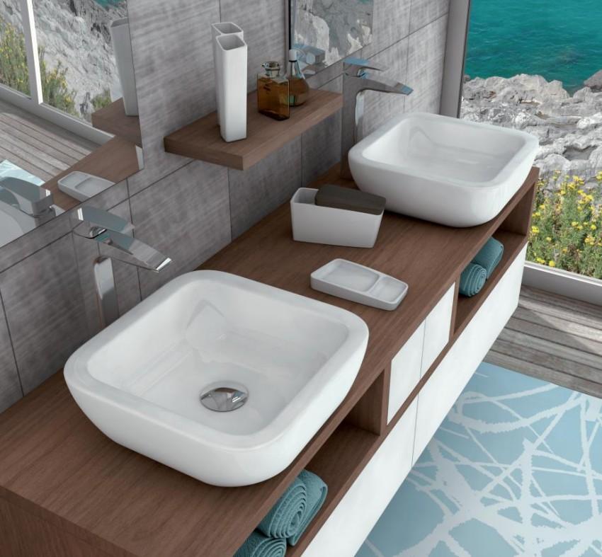 Тумба для ванной: советы по выбору, особенности размещения и основные элементы дизайна (80 фото)