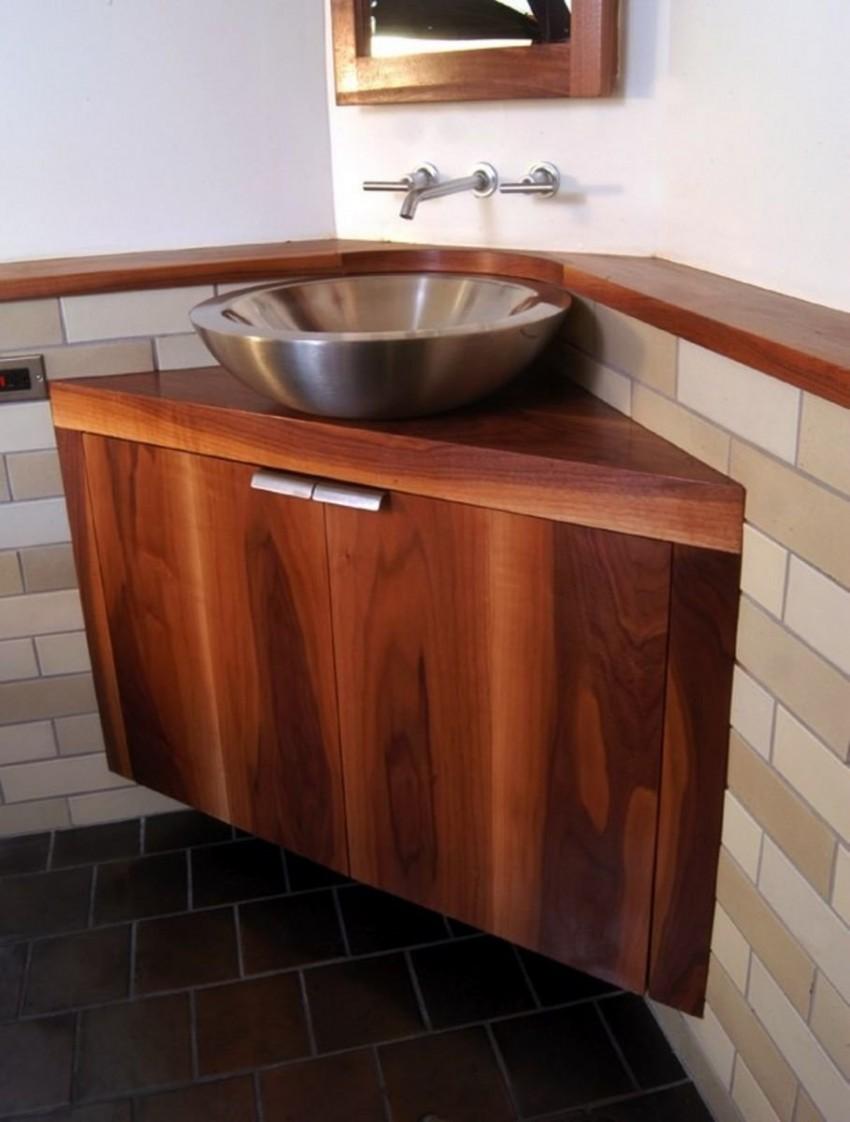 Установка раковины - пошаговая инструкция по монтажу, подключению и выбору стильной раковины (125 фото)