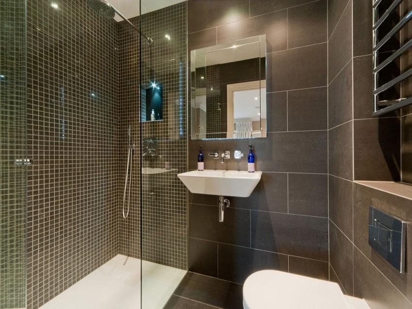 Ванная комната с душевой - советы экспертов по выбору душевой кабинки и рекомендации по монтажу своими руками