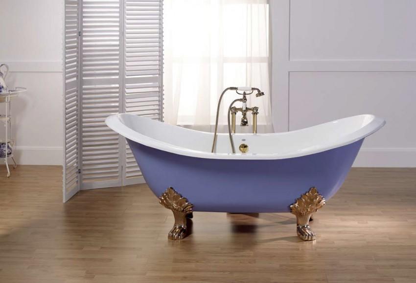 Ванная в классическом стиле: оригинальный дизайн и особенности применения стиля (85 фото и видео)