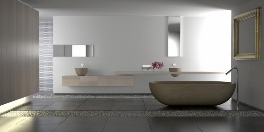 Ванная в квартире: обзор лучших идей дизайна и современные варианты оформления ванной комнаты (80 фото)