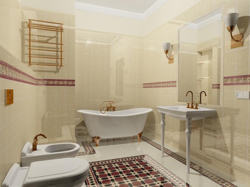 Ванная в скандинавском стиле: особенности оформления, подбор материалов и советы экспертов по выбору мебели и аксессуаров