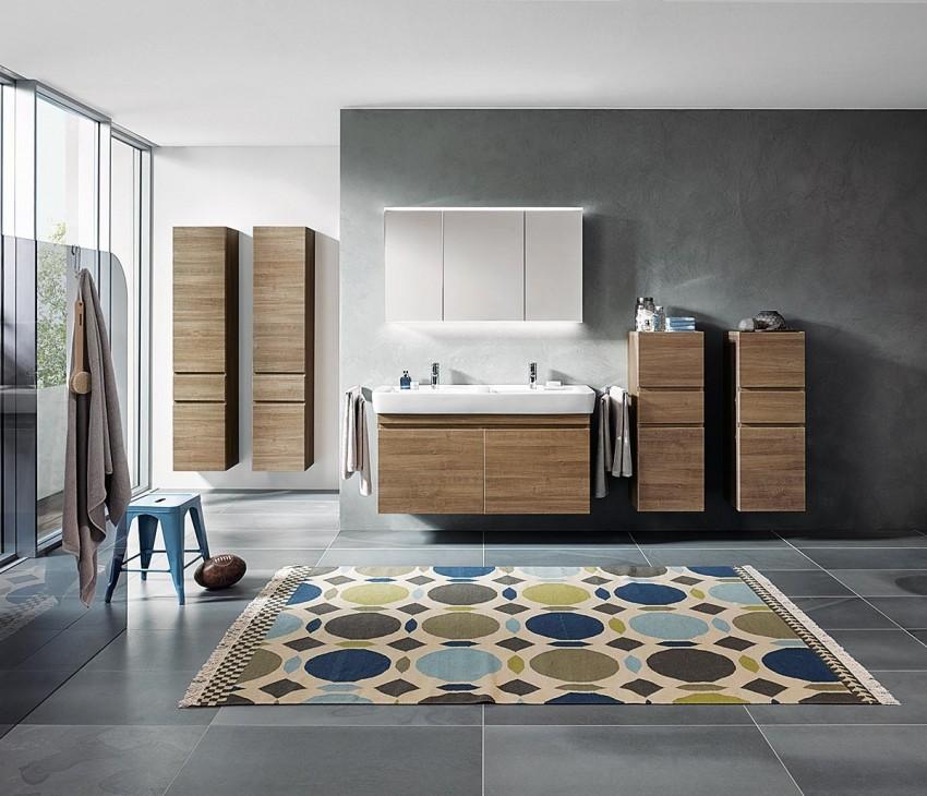 Встроенная мебель для ванной: особенности применения, создание особого интерьера и правила размещения (125 фото)