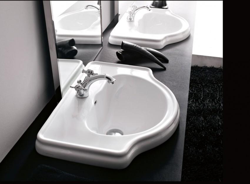 Встроенная раковина - особенности монтажа в столешницу, преимущества, недостатки и оптимальные сочетания с интерьером (105 фото и видео)