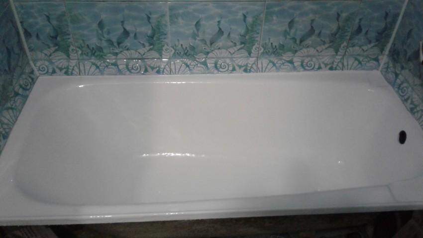 Жидкий акрил для ванной - пошаговая инструкция восстановления, советы по выбору материала и метода нанесения (120 фото)