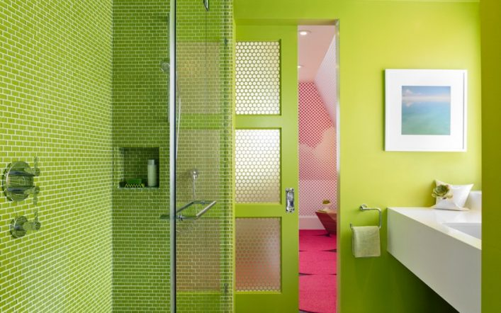 Зеленая ванная: 130 фото реальных вариантов дизайна, интересных сочетаний и идей для оформления ванной