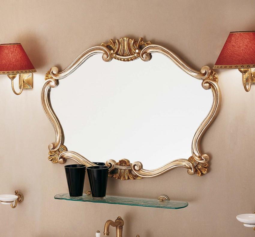 Зеркало в ванную: лучшие советы как выбрать правильно размер и форму. Дизайн зеркала и советы по размещению